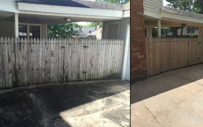 Sand Or Pressure Wash Before Staining Or Painting