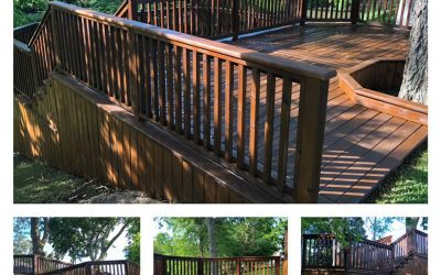 Wood Deck Maintenance Tips
