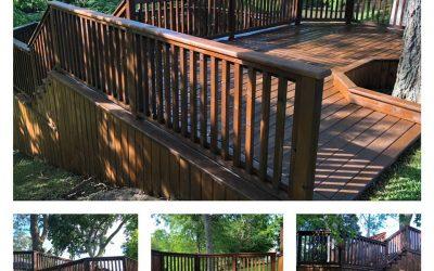 Wood Deck Maintenance Tips